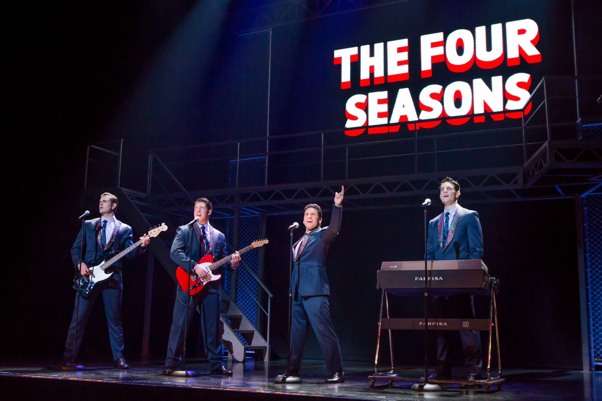 Jersey Boys plays Starlight Theatre, June 27-July 2