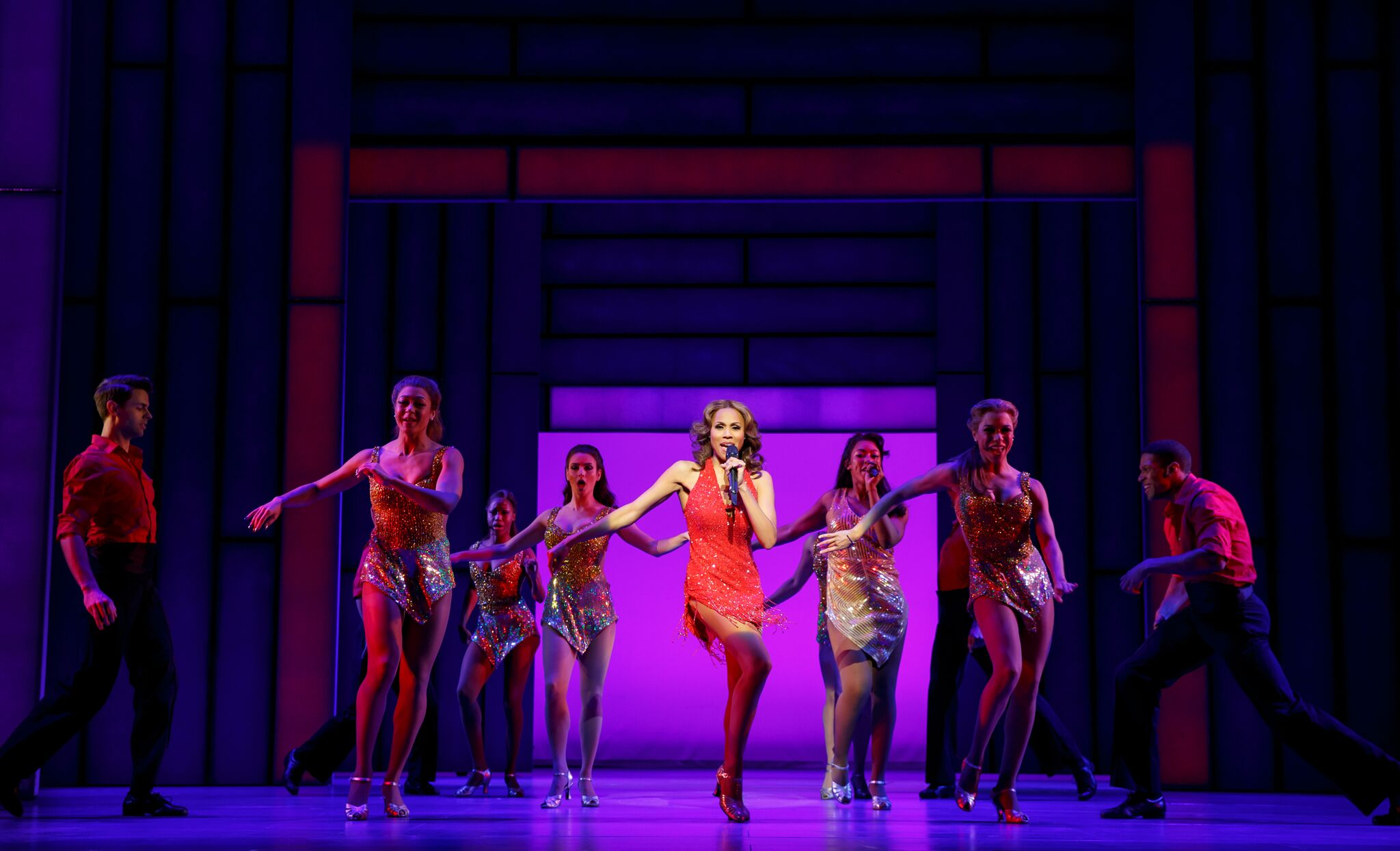 U.S. National Tour of The Bodyguard Makes KC Debut
