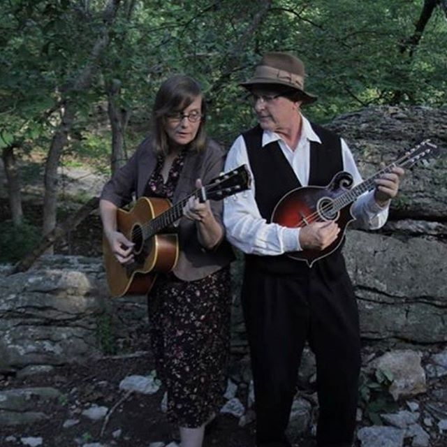 """The Shortleaf Band will be providing musical entertainment from 11 a.m.-2 p.m. at #TotalEclipseOfThePark. Shortleaf is a duet from Missouri with strong ties to the traditions of the Ozarks. Founded by Ozark fiddler Michael Fraser, Shortleaf specializes in high-energy music rooted in celtic and old time traditions. Haunting ballads, rip roaring fiddle tunes with a dose of southern rock will provide an afternoon of what one may describe as """"the real Mountain Music""""! #KCParks #Totality #SolarEclipse #solareclipse2017 #KCParks125 #OnceInALifetime #Americana"""