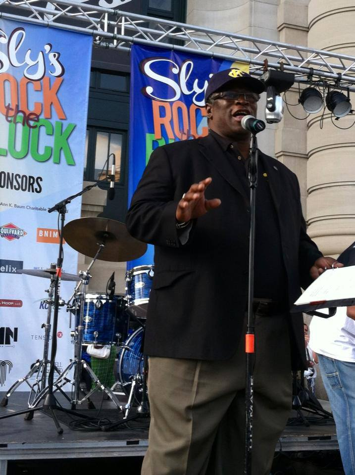 Sixth Annual Sly's Rock the Block Celebration Happening Saturday