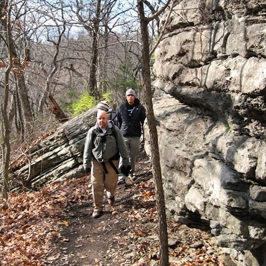 Take a hike! Today is #NationalHikingDay Visit KCParks.org under Places to find a link to #KCParks Trails.