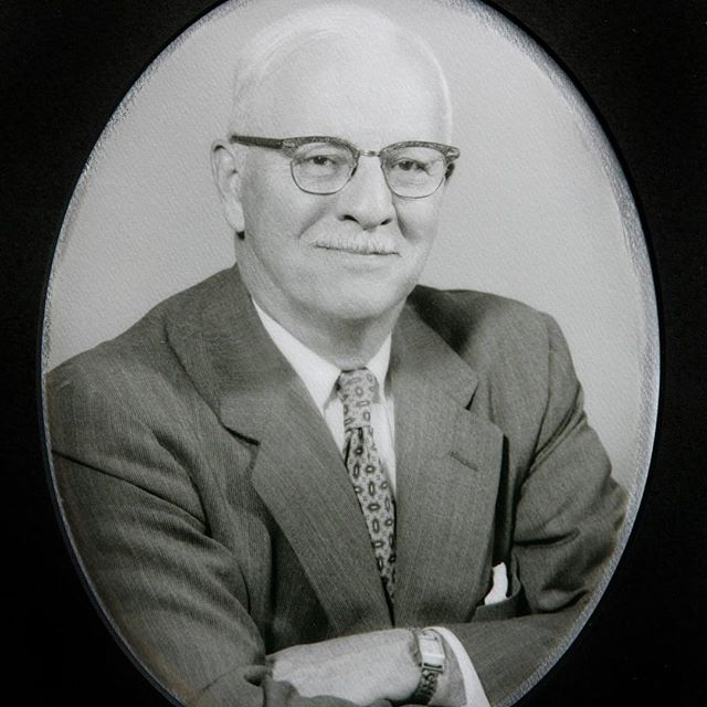 GEORGE FULLER GREEN (1955-59) #65As part of #KCParks125, we are featuring all Park Board Commissioners in order of their service.George Fuller Green (1887-1970) had notable family ties to Kansas City.  His father John J. Green was on the City Council from 1888-1894, was City Treasurer from 1894-1898, worked on the committee to write a new city charter in 1904, and unsuccessfully ran for mayor twice.  His grandfather George W. Fuller was appointed to the Park Board in 1905.  His uncle Jay H. Neff was Mayor of Kansas City from 1904-1905. George was born at 1493 Independence Avenue in a home his father built as a wedding present for his mother.  After attending Manual Training High School, George went to the University of Michigan where he studied engineering and architecture.  After graduation in 1910 he came back to Kansas City and went to work for architect Henry Hoit. One of his assignments was detailing work on the R. A. Long mansion on Gladstone Boulevard, now the Kansas City Museum.After taking an extended trip of Europe with a friend, George was hired by the City of Kansas City as a building inspector. In 1913 he began work as an architect designing homes with A. J. King. He married Nina Todd King in 1914 and they had four children.  Mr. Green had a very successful career in architecture, building and construction. Mr. Green's strong interest in the history of Kansas City led him to join with others in the Native Sons of Kansas City organization. Founded in 1932 as an organization of men born in Kansas City who had an interest in Kansas City history and assisting in the general welfare of Kansas City, the Native Sons group created an archive to preserve materials relating to the history of Kansas City. The collection grew as members of the group donated materials from their own family's collections as well as outside acquisitions of historic maps, photographs, paintings and correspondence. More on @kcmoparks Facebook than page.
