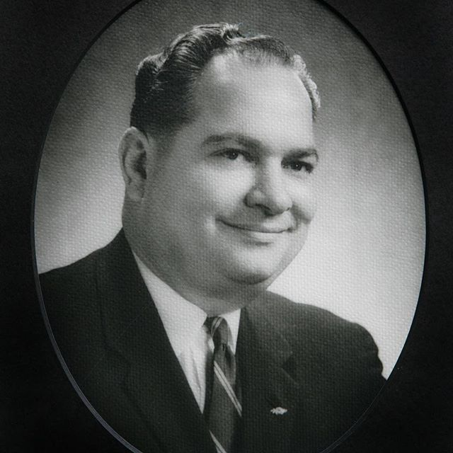 """JEROME COHEN (1956-63) #67As part of #KCParks125, we are featuring all Park Board Commissioners in order of their service.Jerome Cohen (1923 -2003) was a man who loved Kansas City and served it in many capacities through his lifelong charitable work, involvement in many organizations, and his enthusiasm.  As he said in a feature on him in 1999 at age 85, """"You're only on this earth to help somebody else. The day you can't do that, you have no justification for living.  And as long as God wants me here, I'll be here. I'm thankful for each day I'm here ….'' #KCParks #FromTheArchives More on #KCParks Facebook page @KCMOParks"""