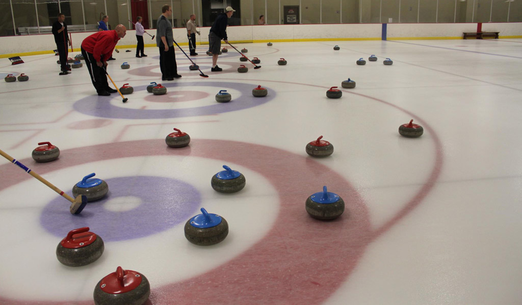 Experience Olympic Curling with KC Parks!