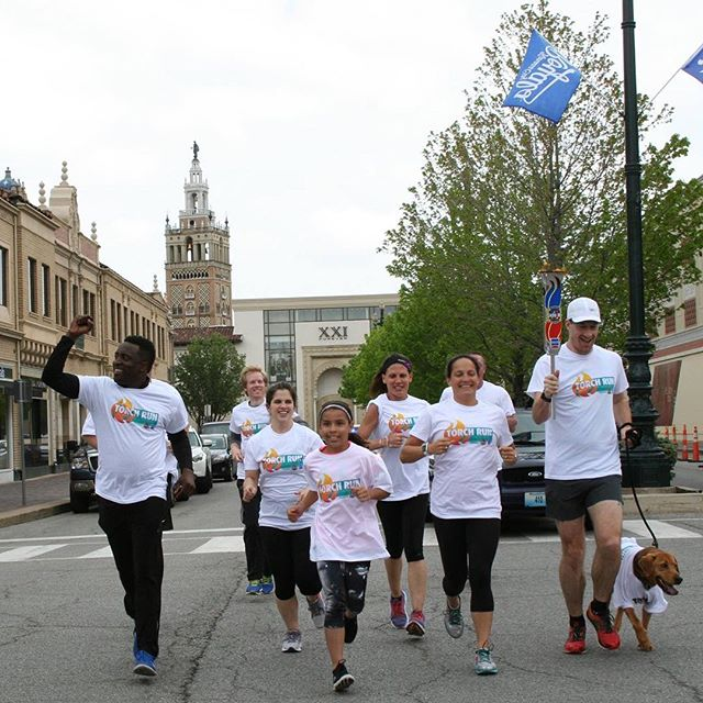 Want to carry the torch? The Show-Me State Games are recruiting torch runners when they visit KC for the Show-Me State Games Torch Run next month! When: Friday, April 13, meet at 1:15 p.m. for a 1:30 p.m. run we will be done by 2! Where: Mill Creek Park by the JC Nichols Memorial Fountain Cost: FREE! You just need to wear the free T-shirt provided while you runDetails: The run is about 1 mile. All Torch Runners stay together and pass torch along to each other. Photographer will take photos of all runners with the Torch. Want to carry the torch? The Show-Me State Games are recruiting torch runners when they visit KC for the Show-Me State Games Torch Run next month! When: Friday, April 13, meet at 1:15 p.m. for a 1:30 p.m. run we will be done by 2! Where: Mill Creek Park by the JC Nichols Memorial Fountain Cost: FREE! You just need to wear the free T-shirt provided while you runDetails: The run is about 1 mile. All Torch Runners stay together and pass torch along to each other. Photographer will take photos of all runners with the Torch. Contact peurrunge@missouri.edu to sign up. #KCParks #WhereKCPlays