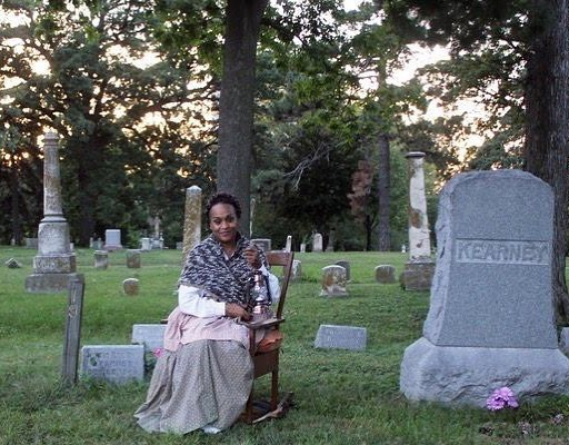 """Saturday, June 9, 6-9pm The Union Cemetery Historical Society, in partnership with Kansas City, MO Parks and Recreation, proudly presents its Spring marquee event. """"Historical Epitaphs, Voices from the Past"""" is a theatrically enhanced guided evening tour of Kansas City's oldest public burial ground, Union Cemetery.Coffee and dessert will be provided by The Wild Way Coffee as you're guided through the tombstones. Visitors enjoy in-depth story telling by some of KC's best local actors portraying some of Kansas City's most unforgettable citizens, buried right at your feet! * * * #KCParks"""