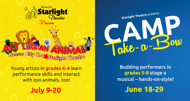 Summer Camps at Starlight Theatre