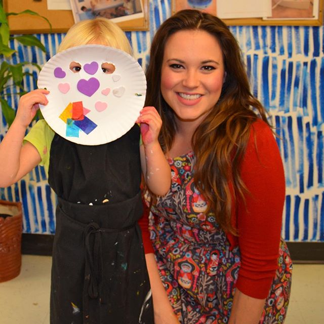 """During Park and Recreation Month we are focusing on our employees by featuring a #PlayerOfTheDay each day of July. #DiscoverJuly #KCParks #WhereKCPlaysPaige Crosswhite, Part-time Recreation Director-Kansas City North Community Center, 3.5 years with KC Parks ..""""I love that I can paint a mural or do a slip-and-slide in my day-to-day activities. The kids and adults that take my classes are a hoot! I really love my co-workers at KCNCC. They put up with my art messes and my shenanigans. I have FUN every day!"""""""
