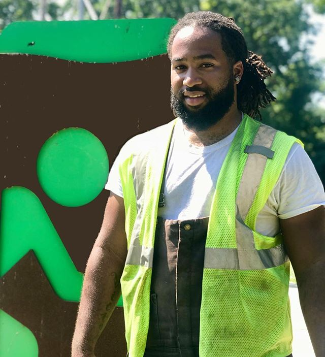 "During Park and Recreation Month we are focusing on our employees by featuring a #PlayerOfTheDay each day of July. #DiscoverJuly #KCParks #WhereKCPlaysJamal Wynn, Maintenance Worker-South District, 6 years with KC Parks ""I enjoy working for Parks and Rec because there is always something different to do. Expansion with the City is possible if you push yourself."""