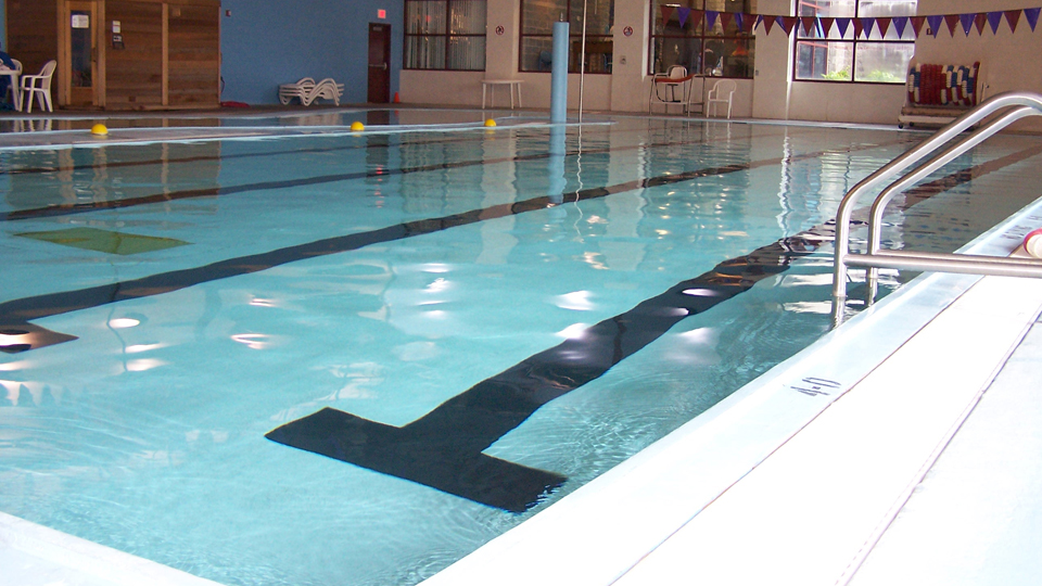 Gregg Klice Community Center Indoor Pool: CLOSED