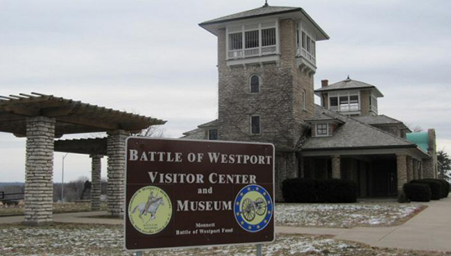 Battle Of Westport Museum & Visitor Center