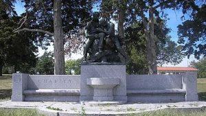 alfred benjamin statue kansas city