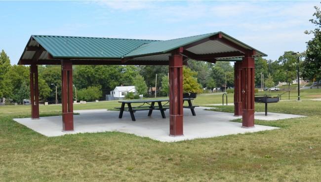 Ashland Square Park Shelter