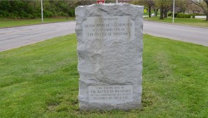 Battle Of Westport Grand Army Of The Republic Monument