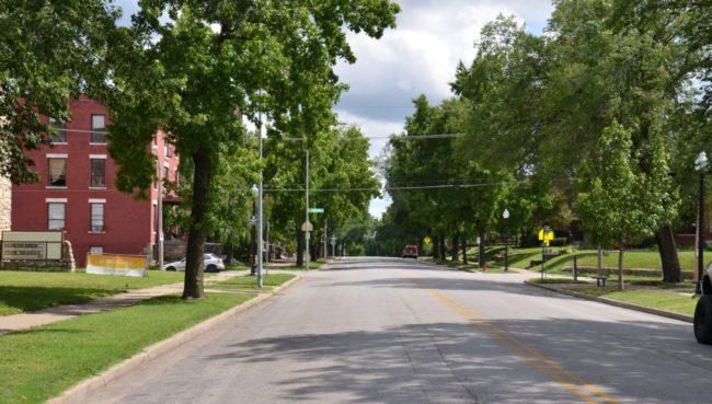 Benton Boulevard