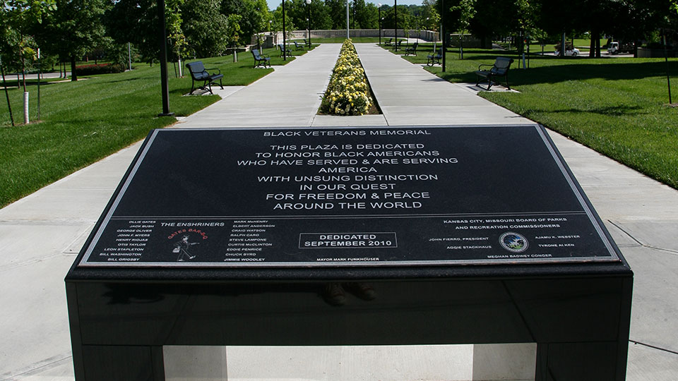 Take a Tour of Veterans Memorials Located in KC Parks