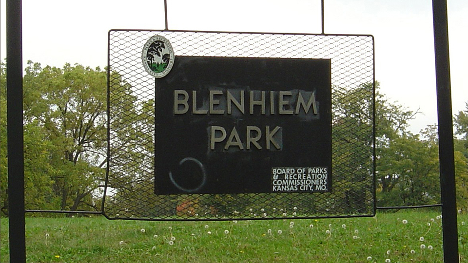Blenheim Park