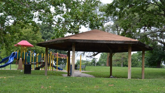 Budd Park South Shelter