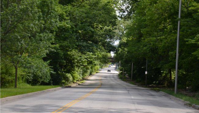 Chestnut Parkway