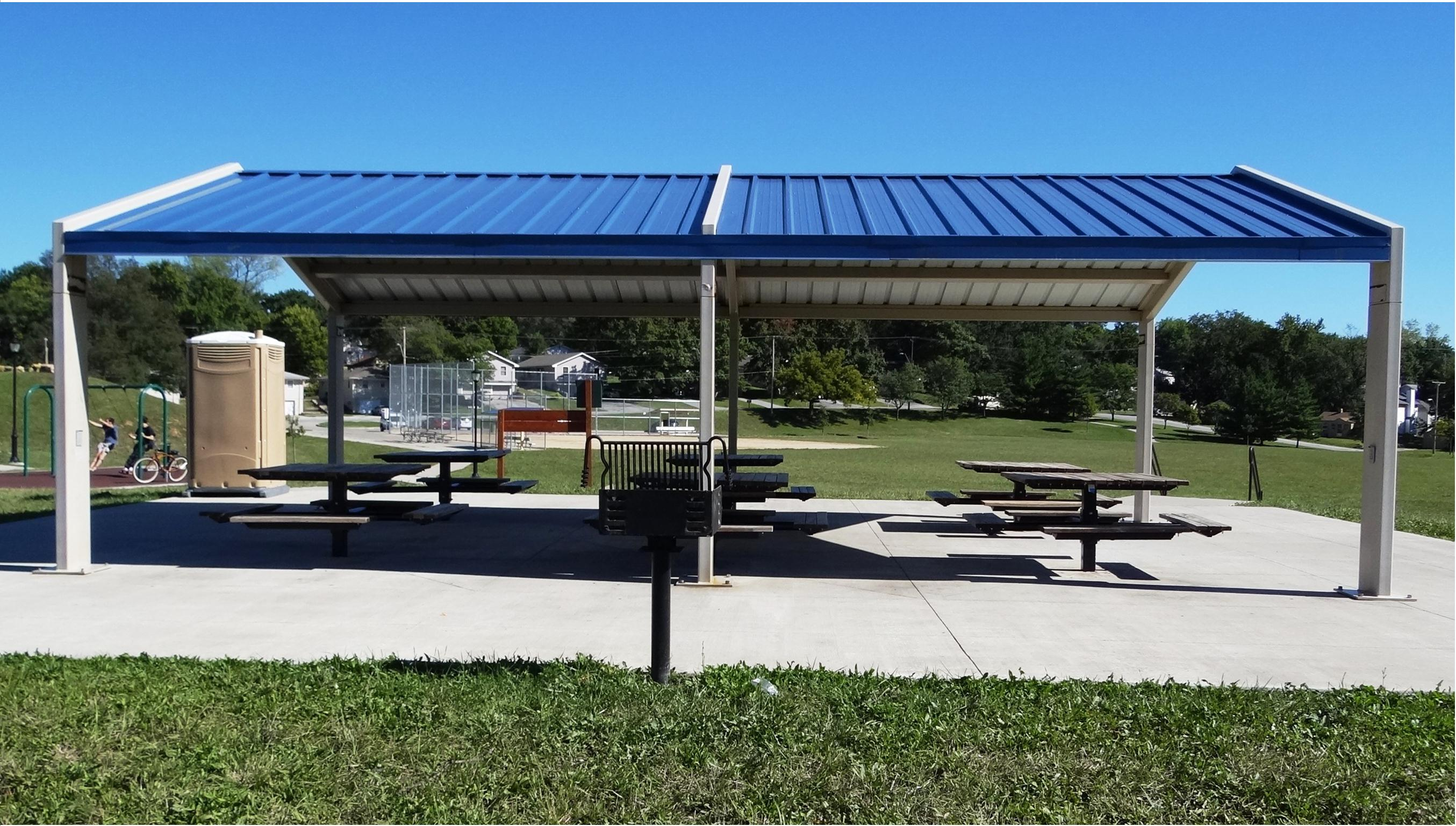 Chouteau Greenway Shelter (RESERVABLE FROM MAY 1-OCTOBER 31)
