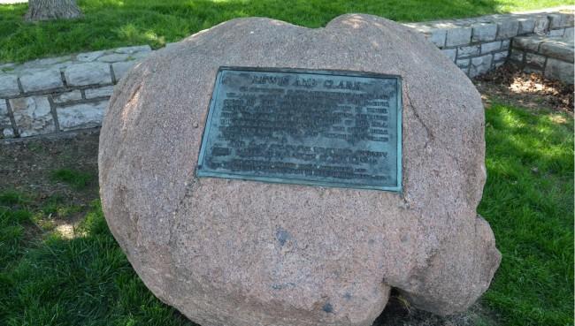 Clark's Point Memorial