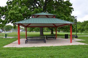 Town Fork Creek Shelter