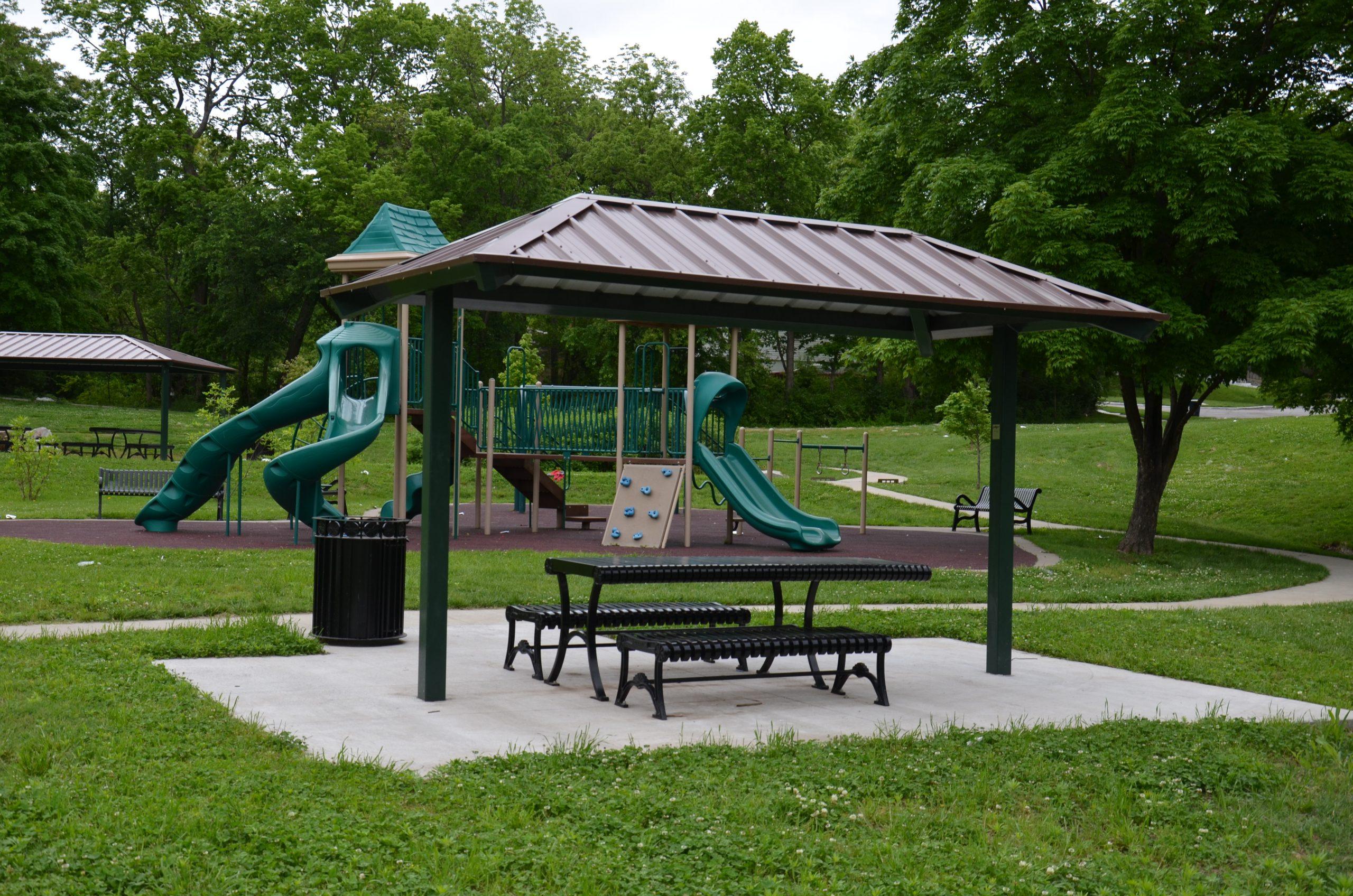 Arleta Park Shelter #1 (RESERVABLE MAY 1-OCTOBER 31)