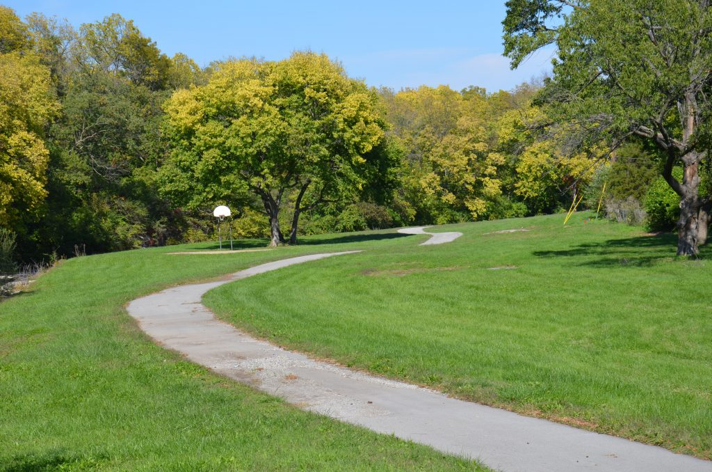 Town Fork Creek Greenway