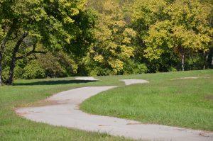 Town Fork Creek Greenway Trail1
