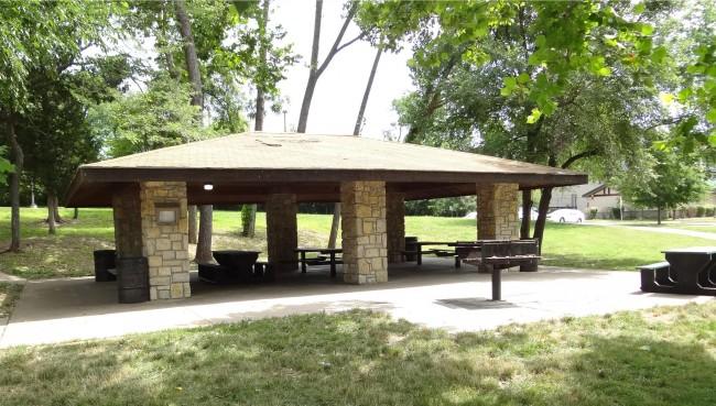 Darter Park Shelter