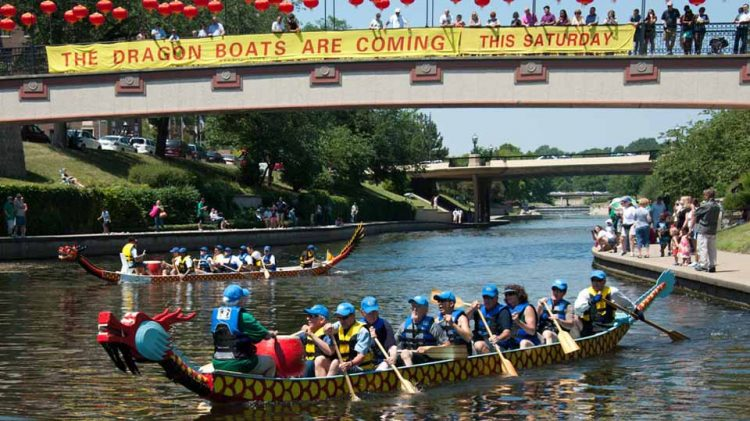 NEWS: Dragon Boat Festival & Races this Saturday
