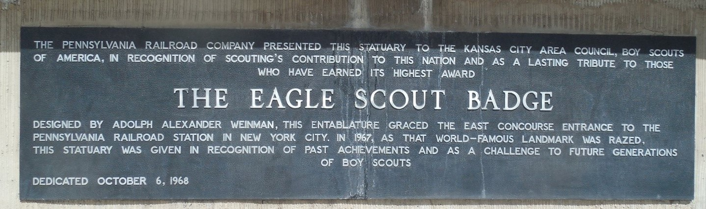 Eagle South badge