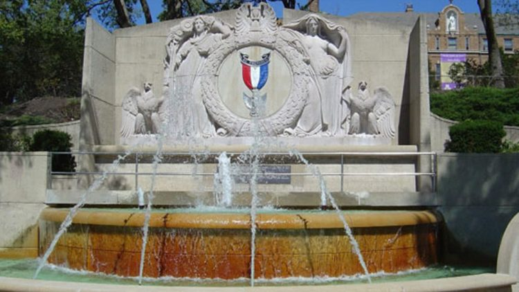Fountain Day is Today!