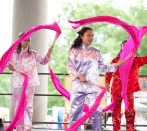 Ethnic Festival Ribbons