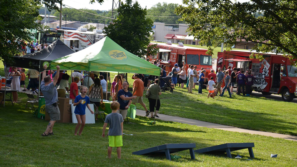 Feast of Fountains Food Truck Festival Season Begins August 10
