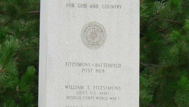 Fitzsimons-Battenfeld Monument