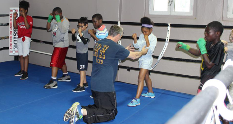 Youth Boxing