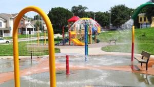 Garrison Square Sprayground