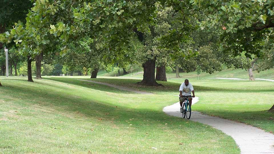 Robert Gillham Park Trail