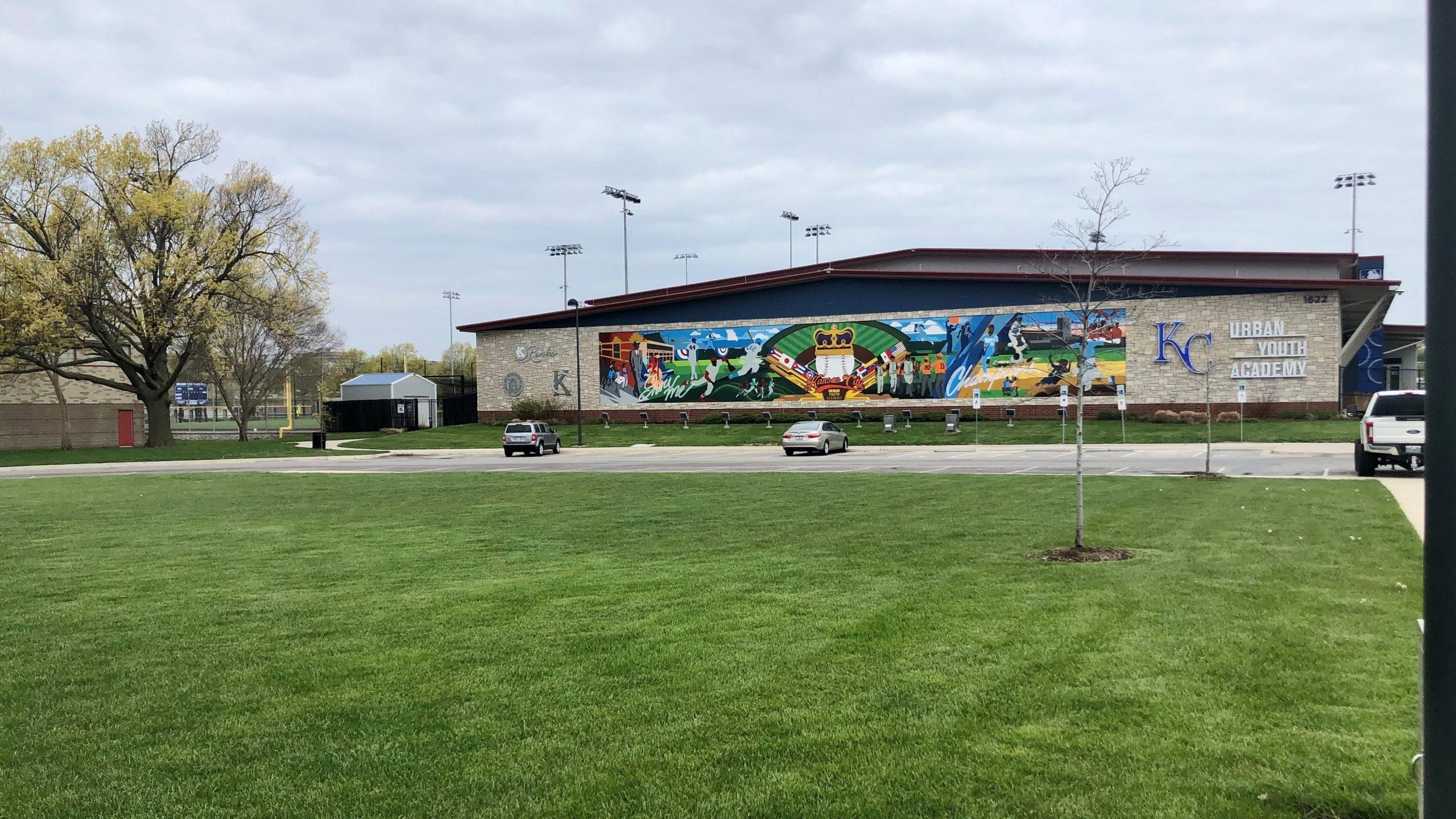 KC Urban Youth Academy Lawn
