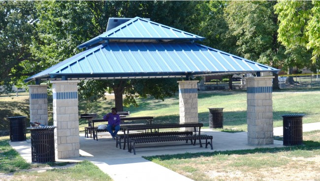 Grove Park Shelter (Reservable May 1-October 31)