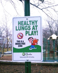 Healthy Lungs at Play