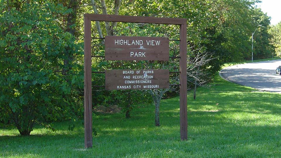 Highland View Park Trail