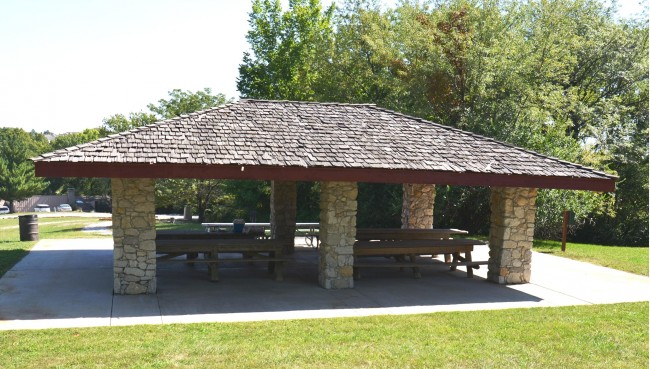Hodge Park Shelter (RESERVABLE FROM MAY 1-OCTOBER 31)