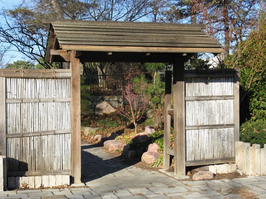 Japanese Tea Room and Garden