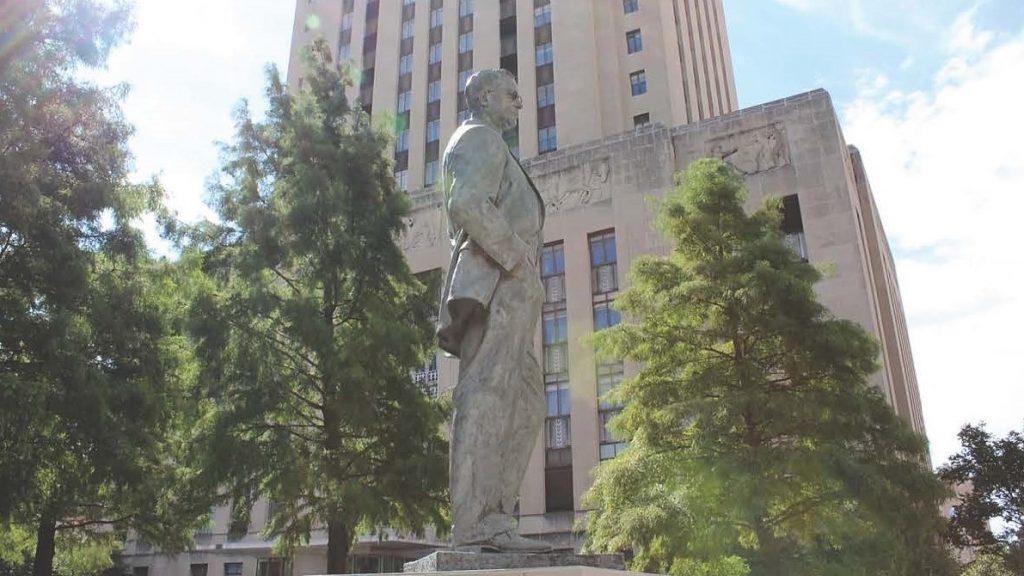 Ilus W. Davis Memorial