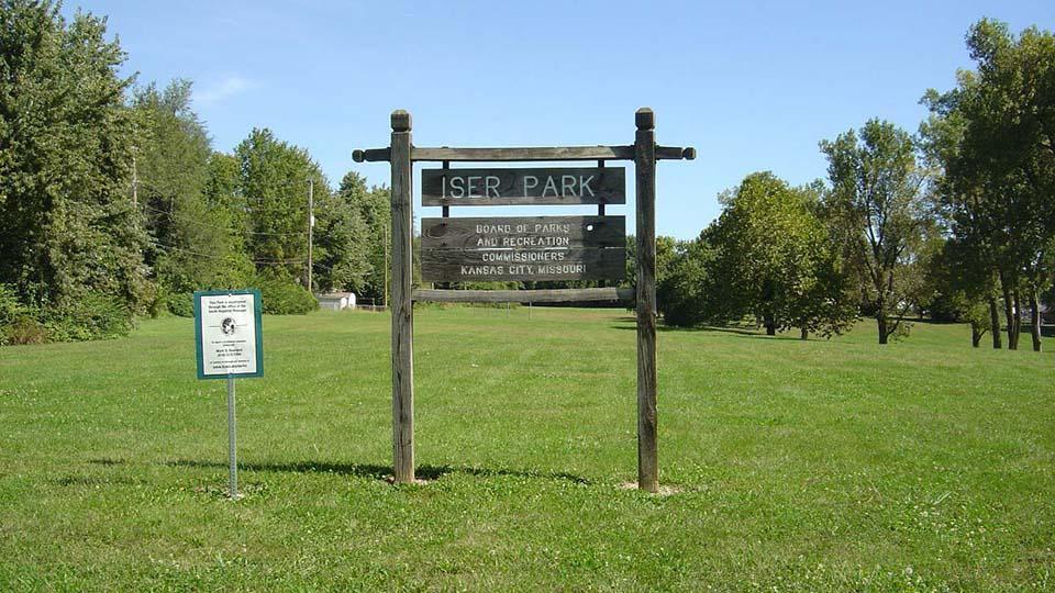 Iser Park Trail