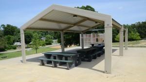 Ivanhoe Park Shelter