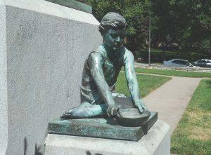 James Pendergast Memorial boy