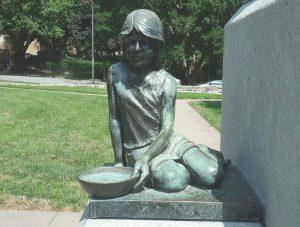 James Pendergast Memorial girl